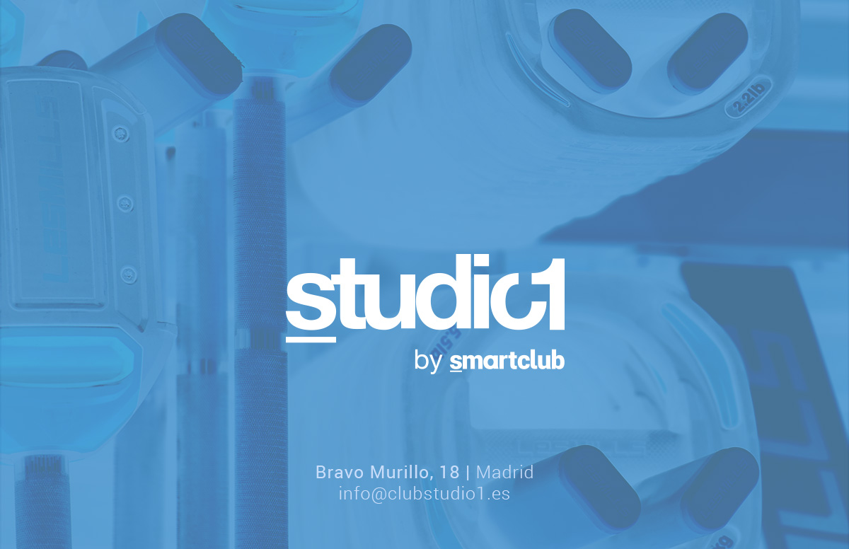 studio1 gimnasio madrid - grupo smart-club